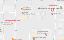 Fair Funding Rally – Map