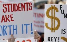 Fair Funding Rally – Create Your Sign